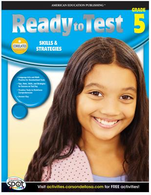 Ready to Test, Grade 5 By American Education Publishing (COR)